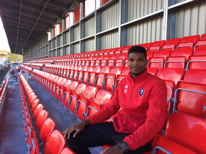 Summer with The Sugar Boyz: Salford City's Michael Nottingham on representing St Kitts & Nevis
